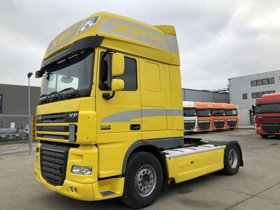 Daf Xf105 510ssc Manual Intarder 2 Tanks Available For