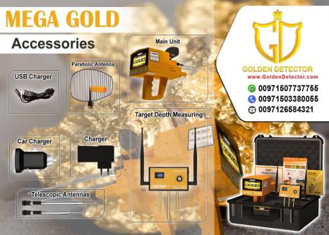 GOLD DETECTOR IN ACCRA MEGA GOLD, Accra Mobile